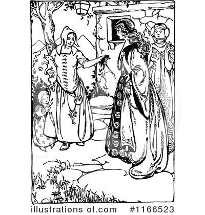 Medieval illustrations clipart svg black and white stock Medieval Clipart #1166523 - Illustration by Prawny Vintage svg black and white stock