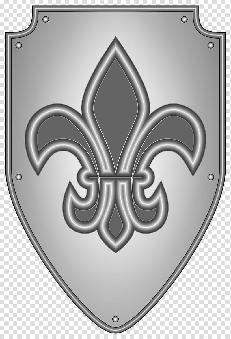 Medieval knights coat of arms black and white free clipart banner transparent library Middle Ages Shield Knight Coat of arms , shield transparent ... banner transparent library