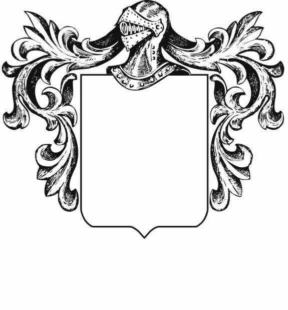 Medieval knights coat of arms black and white free clipart picture library stock Free Medieval Crest Cliparts, Download Free Clip Art, Free Clip Art ... picture library stock