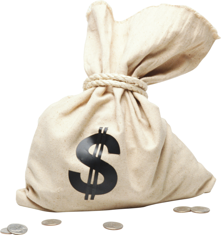 Free Money Bag Clipart Black And White Images Download【2018】 picture black and white