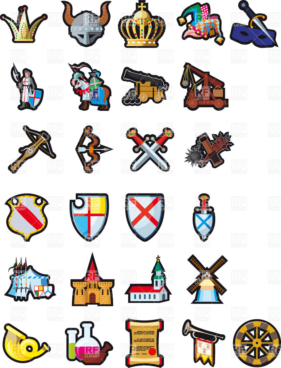 Medieval times clipart image transparent 22+ Medieval Clip Art | ClipartLook image transparent