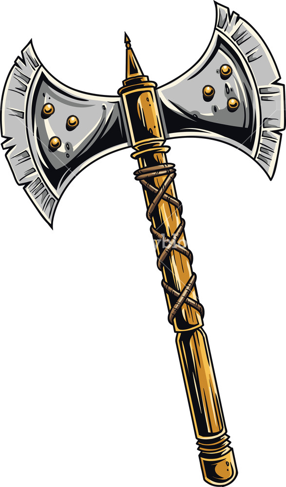 Medieval weapons clipart clip art library stock Medieval Weapons Vector Element Royalty-Free Stock Image ... clip art library stock