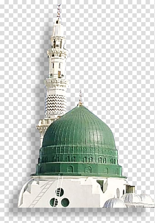Medina clipart clip art download Green and white mosque art, Medina Mosque Art, masjid ... clip art download