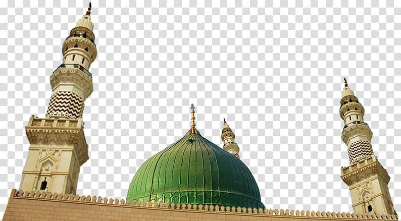 Medina clipart banner free stock Medina Kaaba Umrah Qur\\\'an Islam, Islam transparent ... banner free stock