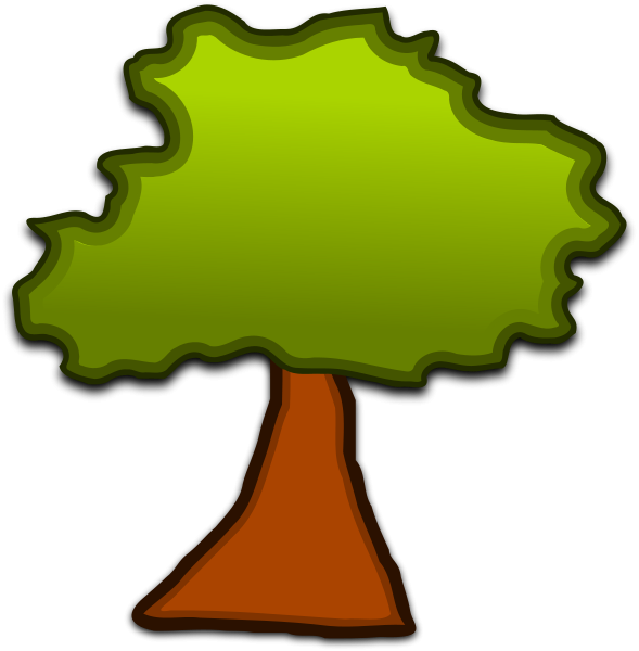 Medium size tree clipart clipart free library A Tree medium 600pixel clipart, vector clip art - ClipartsFree clipart free library