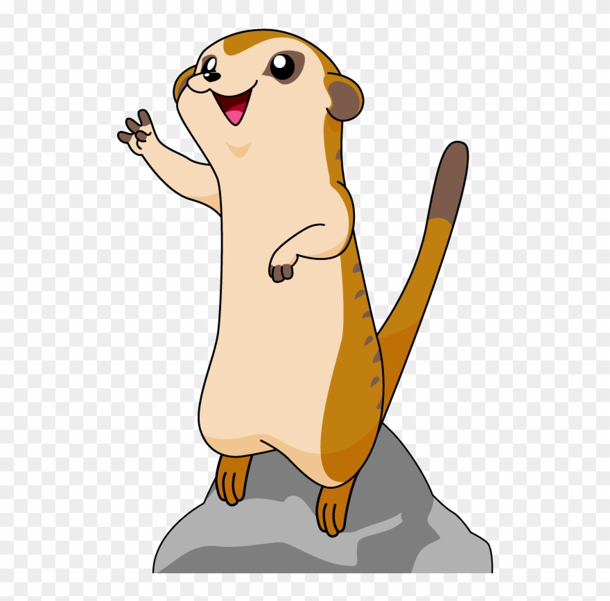 Meerkat mustache clipart jpg transparent download I Wondered If I Could Draw A Meerkat As A Pokémon - Drawing ... jpg transparent download