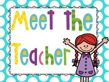 Meet your teacher clipart vector About Me - Mrs. Hopkins vector