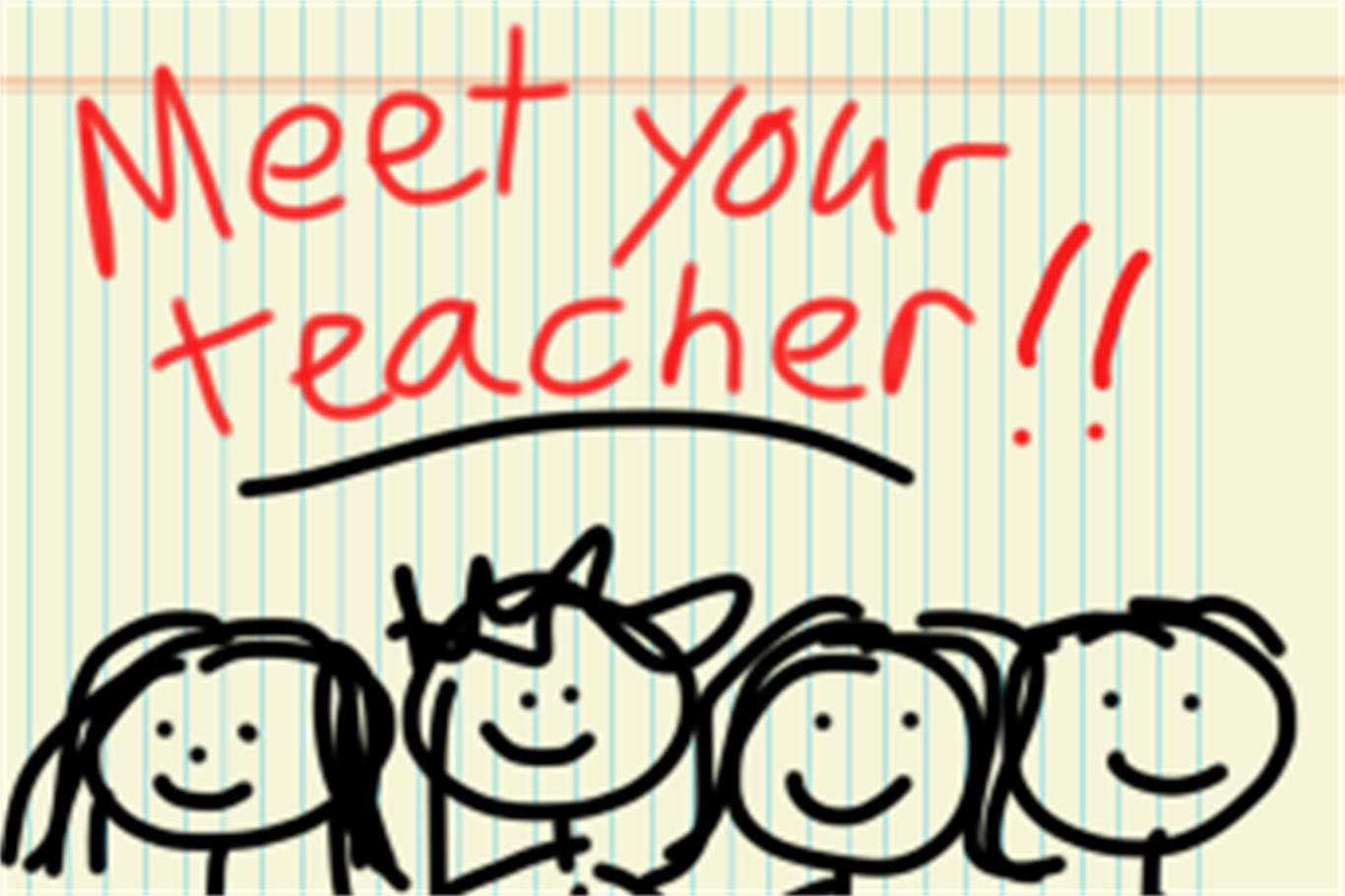 Meet your teacher clipart clip art transparent download Meet the Teacher - Curlew Creek Elementary PTA clip art transparent download