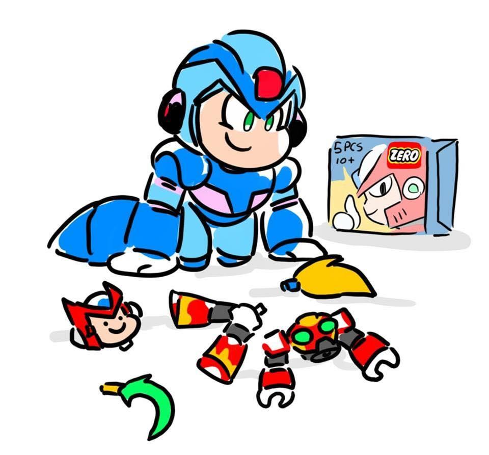 Mega man x2 clipart banner free download Mega Man X2 in a nutshell. : Megaman banner free download