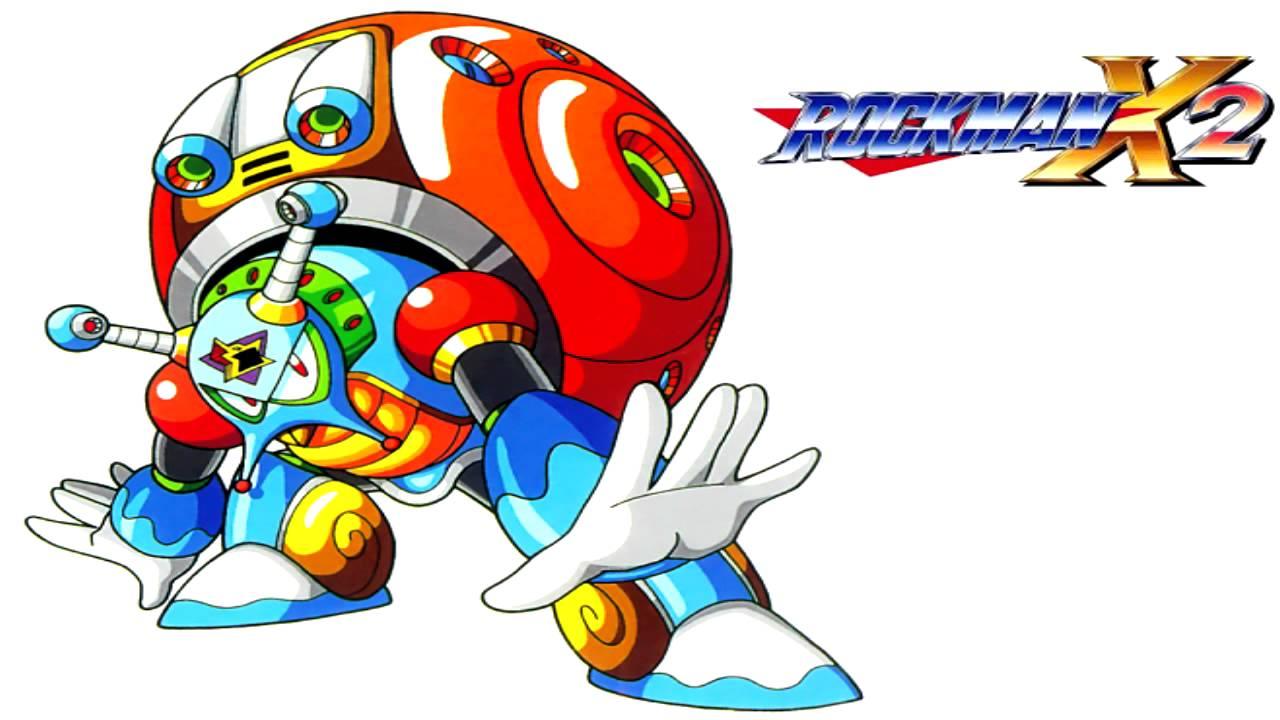 Mega man x2 clipart vector free Mega Man X2 - Crystal Snail Stage (Sega Genesis Remix) [2] vector free