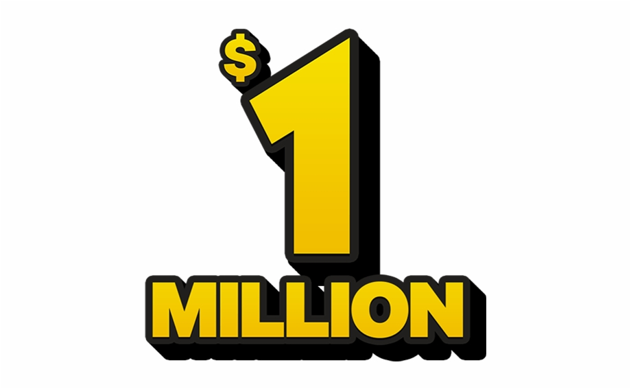 Mega millions logo clipart image library Mega Jackpot Lottery - Traffic Sign, Transparent Png ... image library