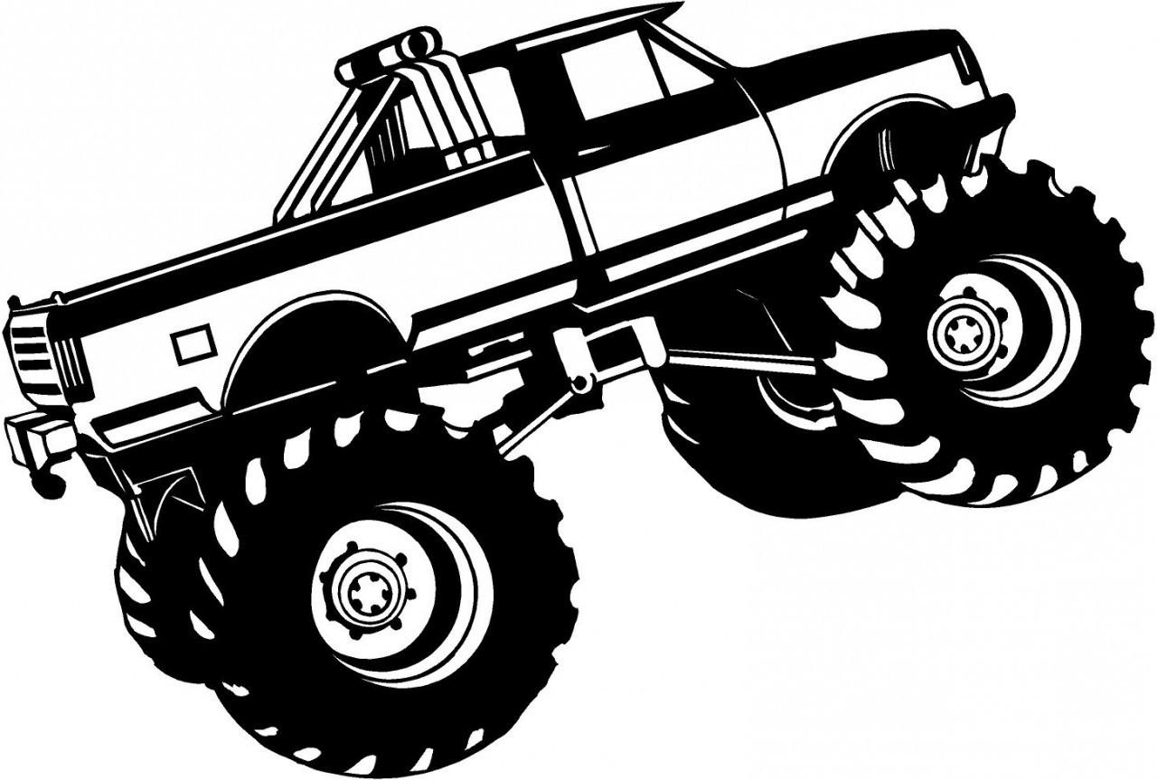 Mega truck clipart clipart library library Mud Truck Clipart clipart library library