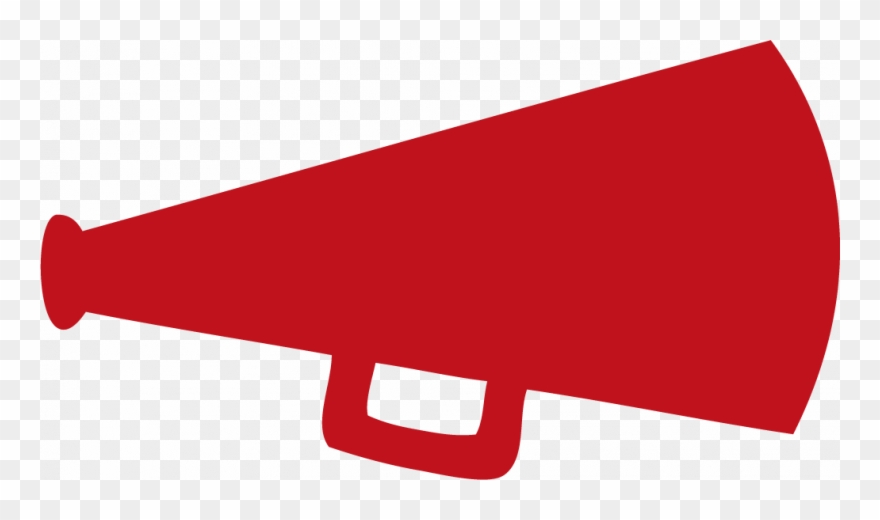 Megaphone clipart png clipart library Download Free png Red Cheering Megaphone Clipart Clipart Image Red ... clipart library