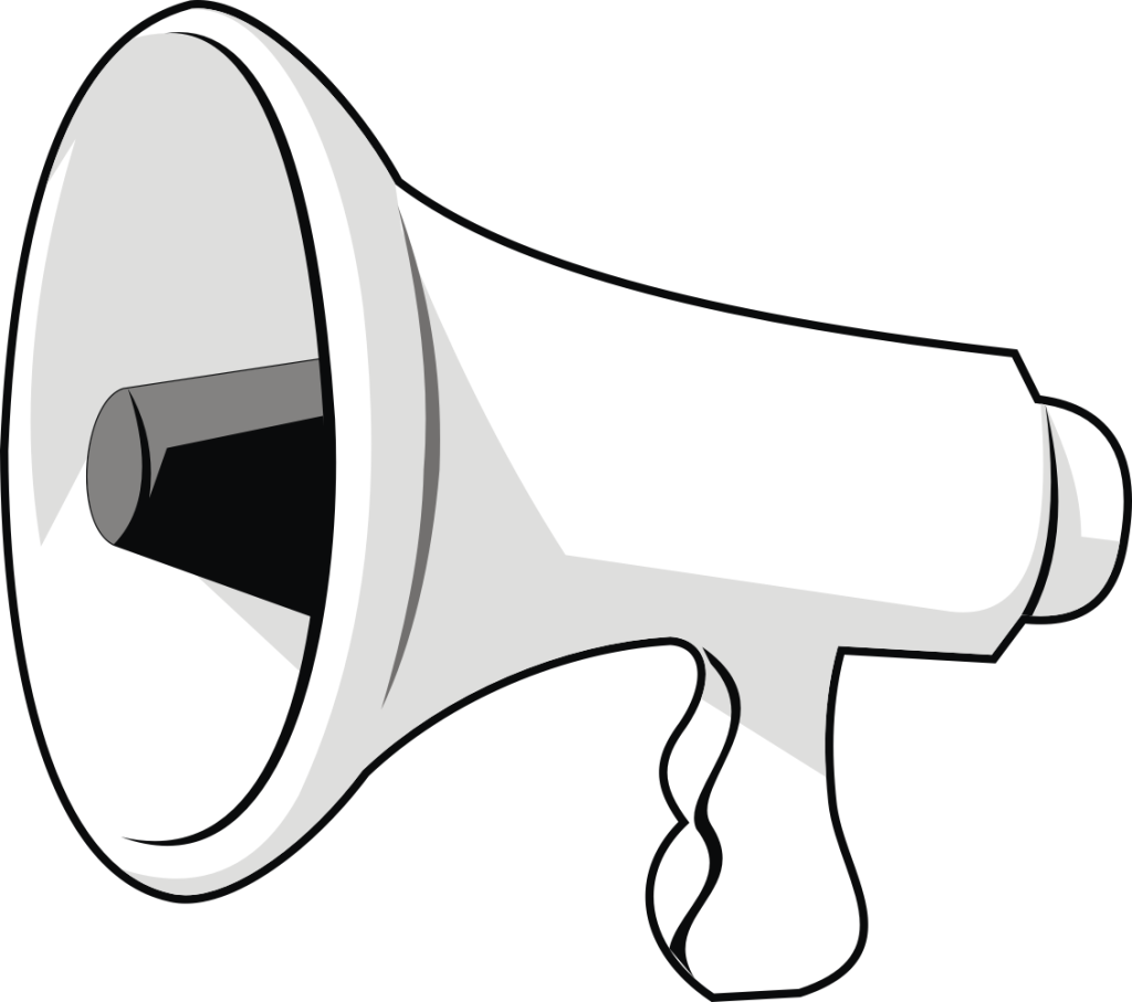 Megaphone clipart vector image freeuse library Megaphone vector clipart - Cliparting.com image freeuse library