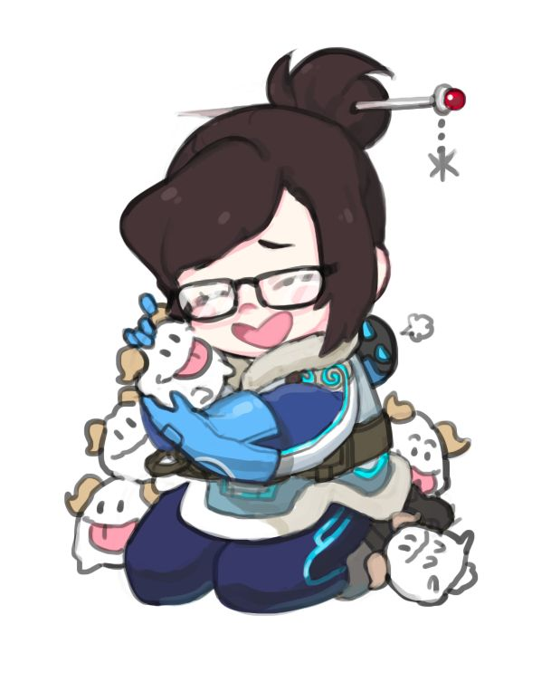 Mei overwatch clipart vector freeuse download 17 Best ideas about Overwatch Mei on Pinterest | Overwatch genji ... vector freeuse download