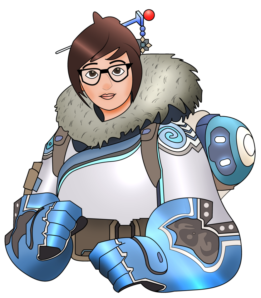 Mei overwatch clipart png free library Mei (Overwatch) by mercenaries2009 on DeviantArt png free library