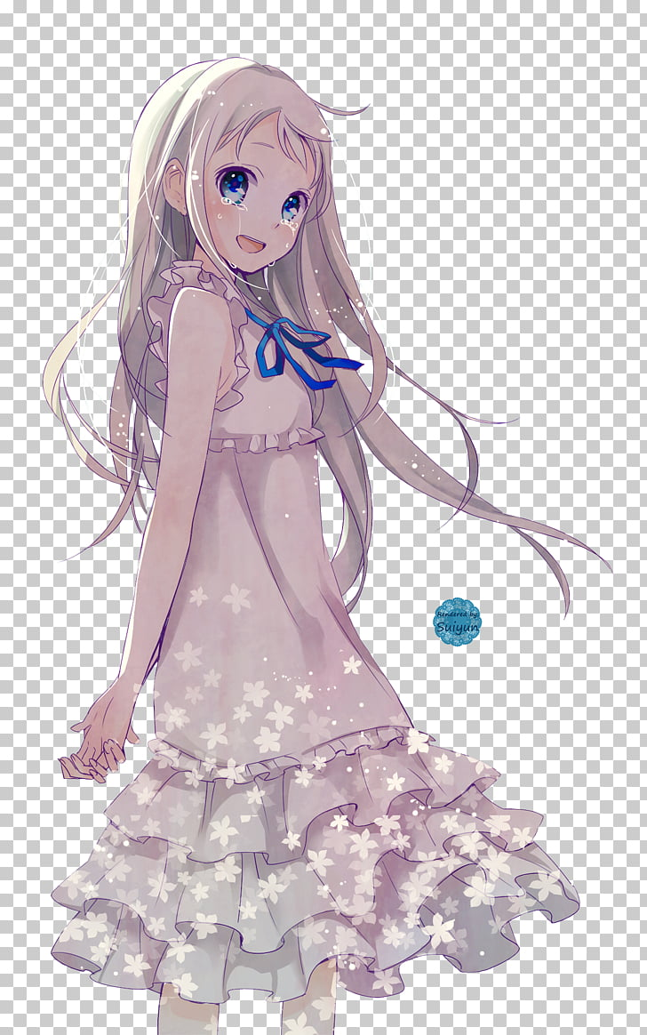 Meiko honma clipart jpg royalty free stock Meiko Honma Anime Menma 紅米Pro, Anime PNG clipart   free cliparts ... jpg royalty free stock