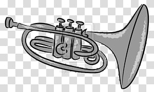 Mellophone clipart graphic freeuse download Mellophone transparent background PNG cliparts free download   HiClipart graphic freeuse download