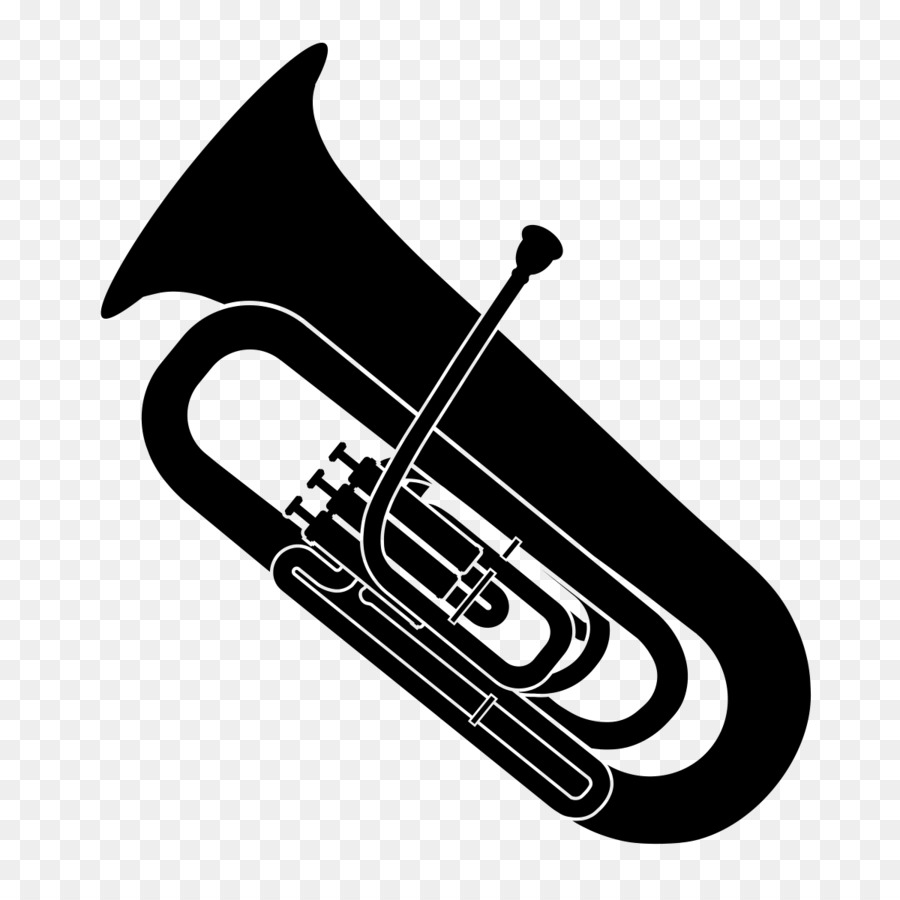 Mellophone clipart picture freeuse library Brass Instruments clipart - Trumpet, Saxophone, Font, transparent ... picture freeuse library