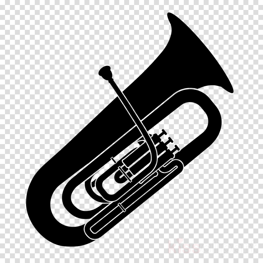 Mellophone clipart graphic free stock Wind Cartoon clipart - Trumpet, transparent clip art graphic free stock
