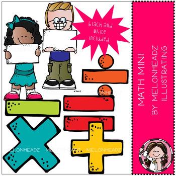 Melonheadz math clipart clip art library download Math clip art - Mini - by Melonheadz clip art library download