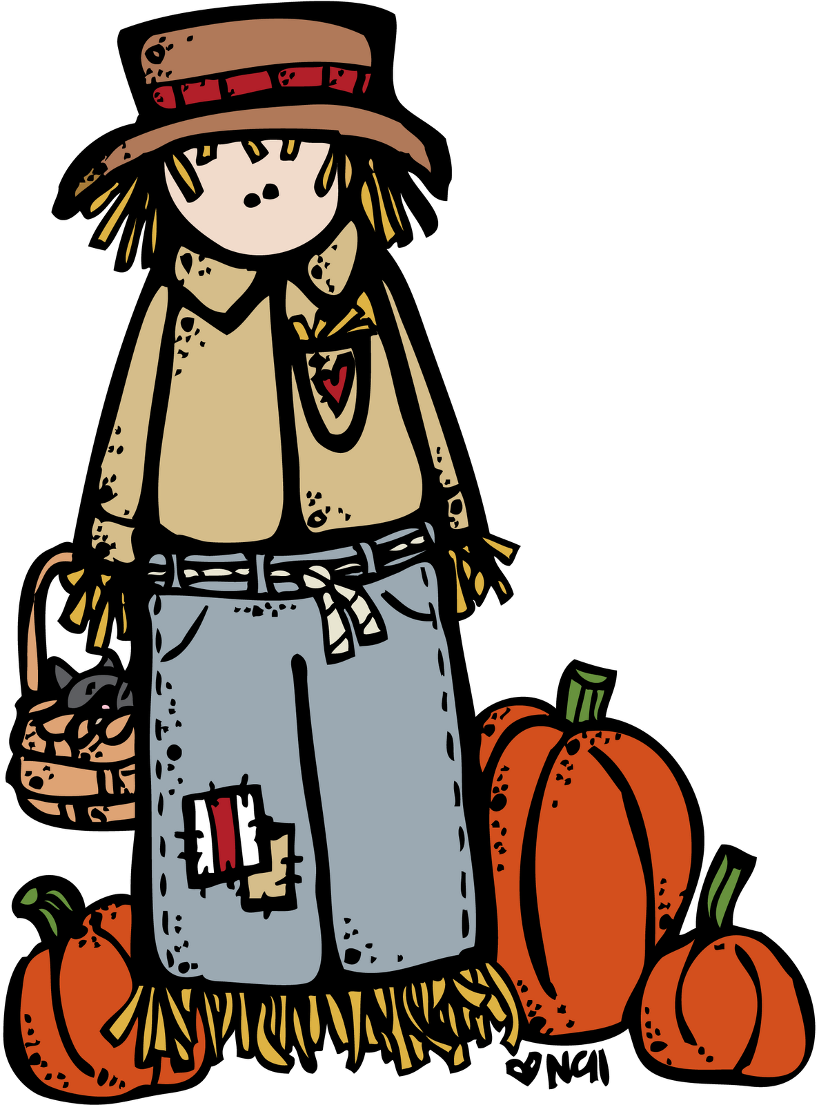 Melonheadz pumpkin clipart picture library MelonHeadz: Happy Fall Ya'll! picture library