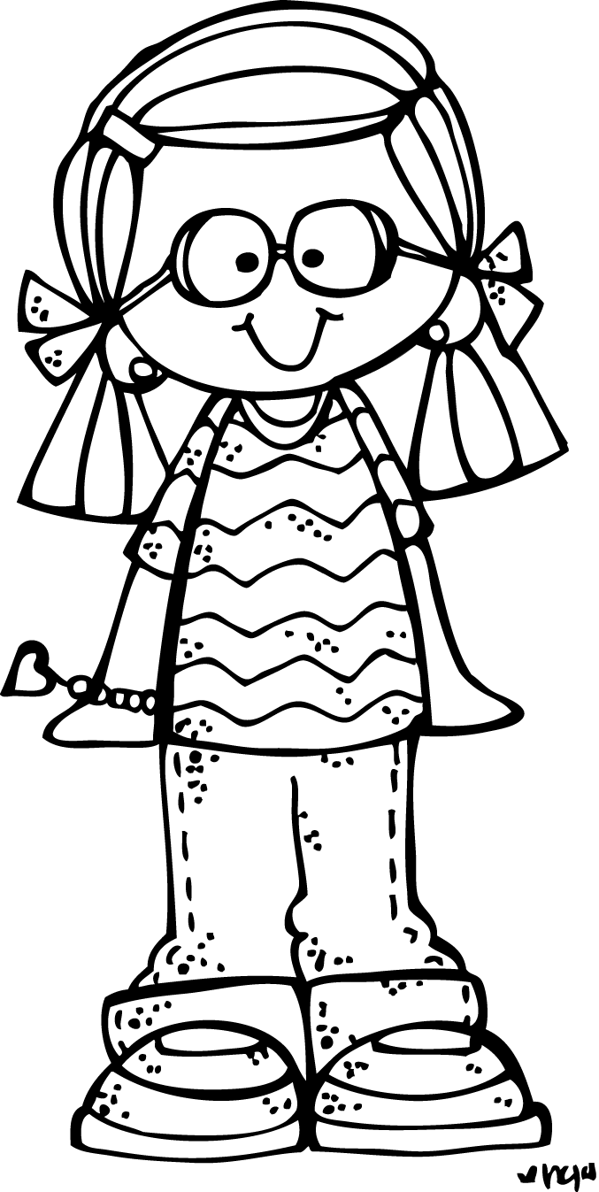 Melonheadz school clipart black and white graphic freeuse library Melonheadz Illustrating Meet Lucy Doris!!!! Official Debut ... graphic freeuse library