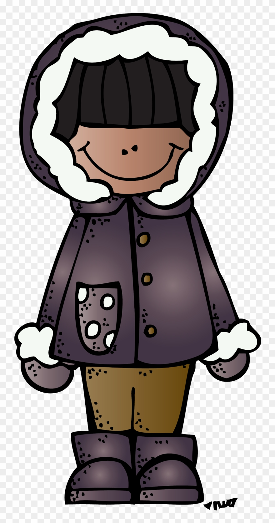 Melonheadz winter clipart clip art library stock The Peterson Post Snow Day January 27th - Melonheadz Boy ... clip art library stock