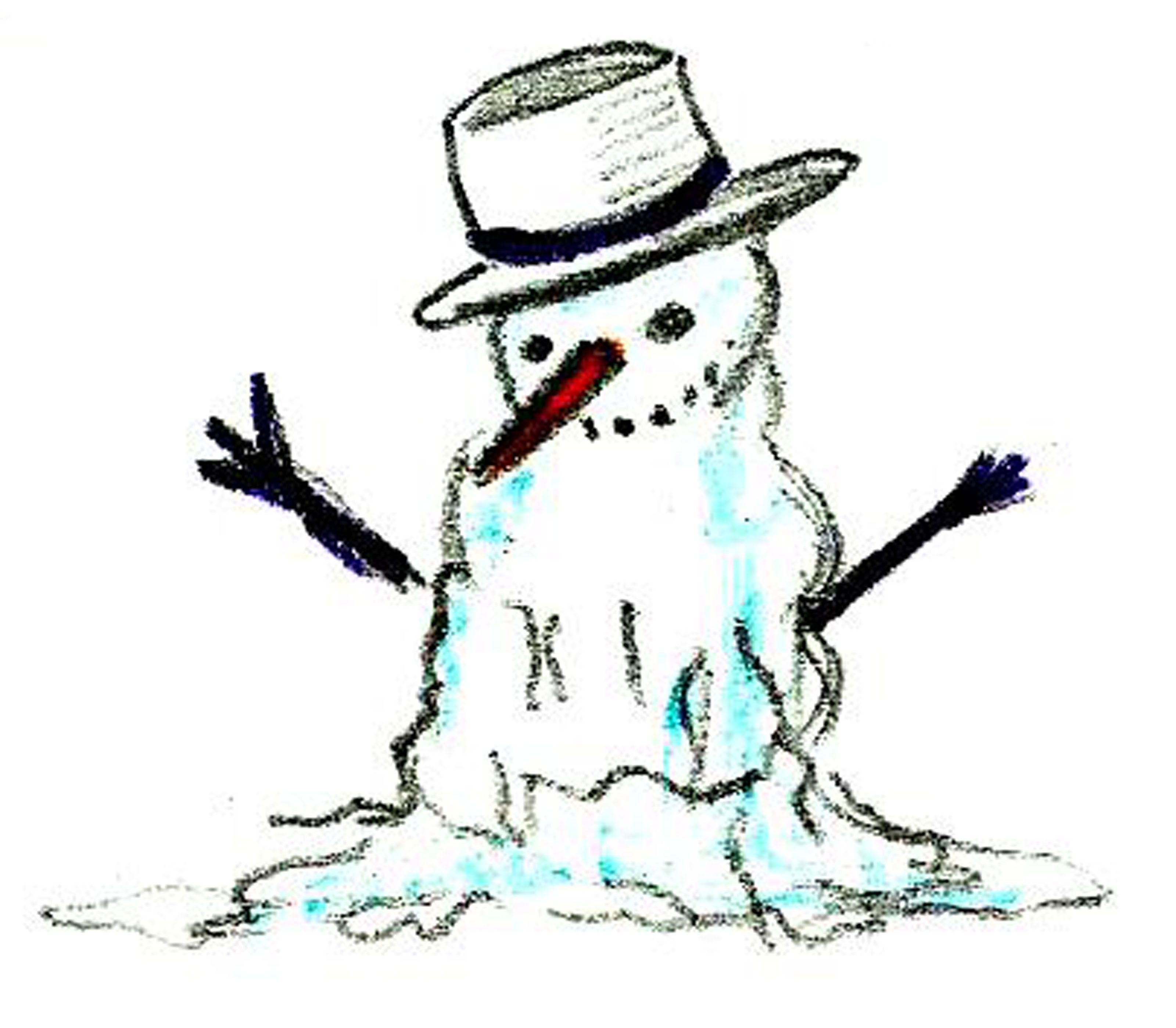 Melted snowman clipart jpg stock Melted snowman clipart free - ClipartFest | Crafts | Snowman clipart ... jpg stock
