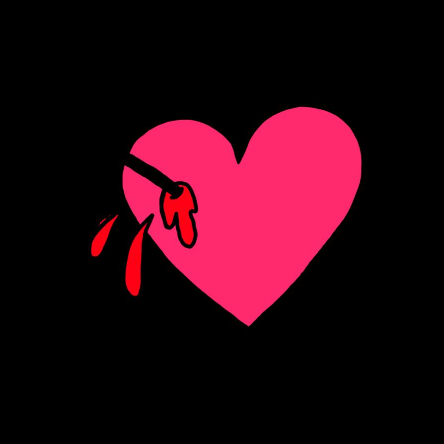 Melting heart clipart transparent stock Heart Struck TRANSPARENT OVERLAY by mcjjang on DeviantArt transparent stock