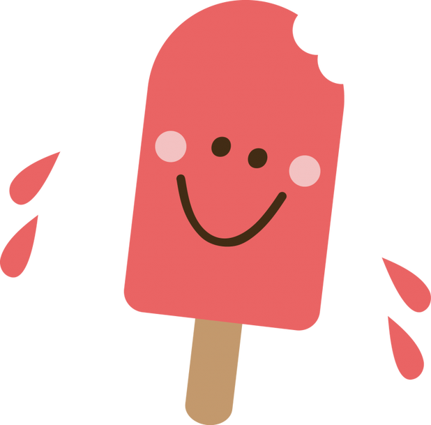 Melting heart clipart clipart black and white library Cartoon Popsicle Melting | Cartoonview.co clipart black and white library