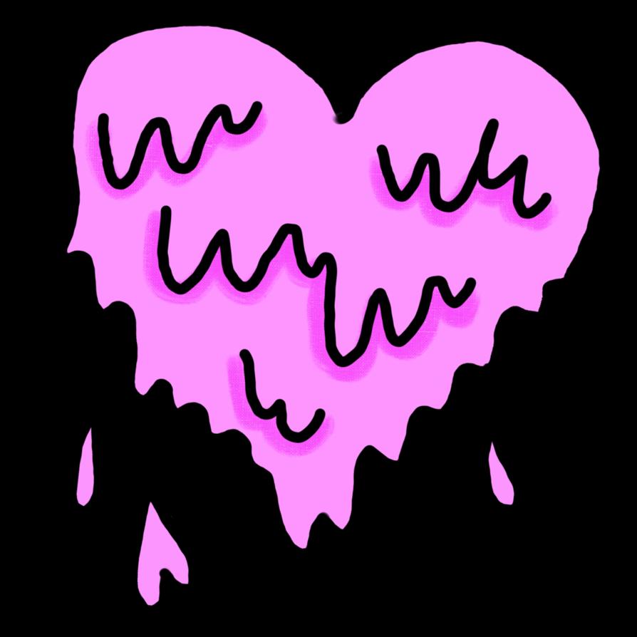 Melting heart clipart svg royalty free library Heart Melting TRANSPARENT OVERLAY by mcjjang on DeviantArt svg royalty free library
