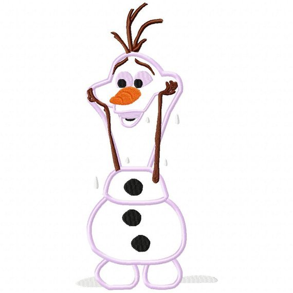Melting olaf clipart jpg library stock Melting olaf clipart 5 » Clipart Portal jpg library stock