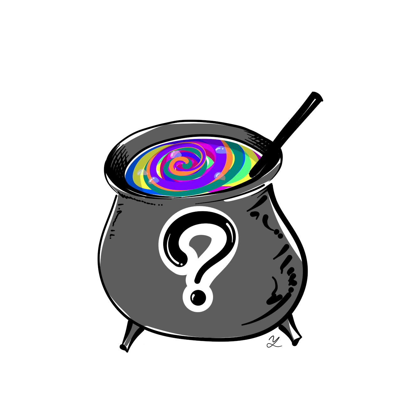 Melting pot clipart svg library The Melting Pot Is a Sham svg library
