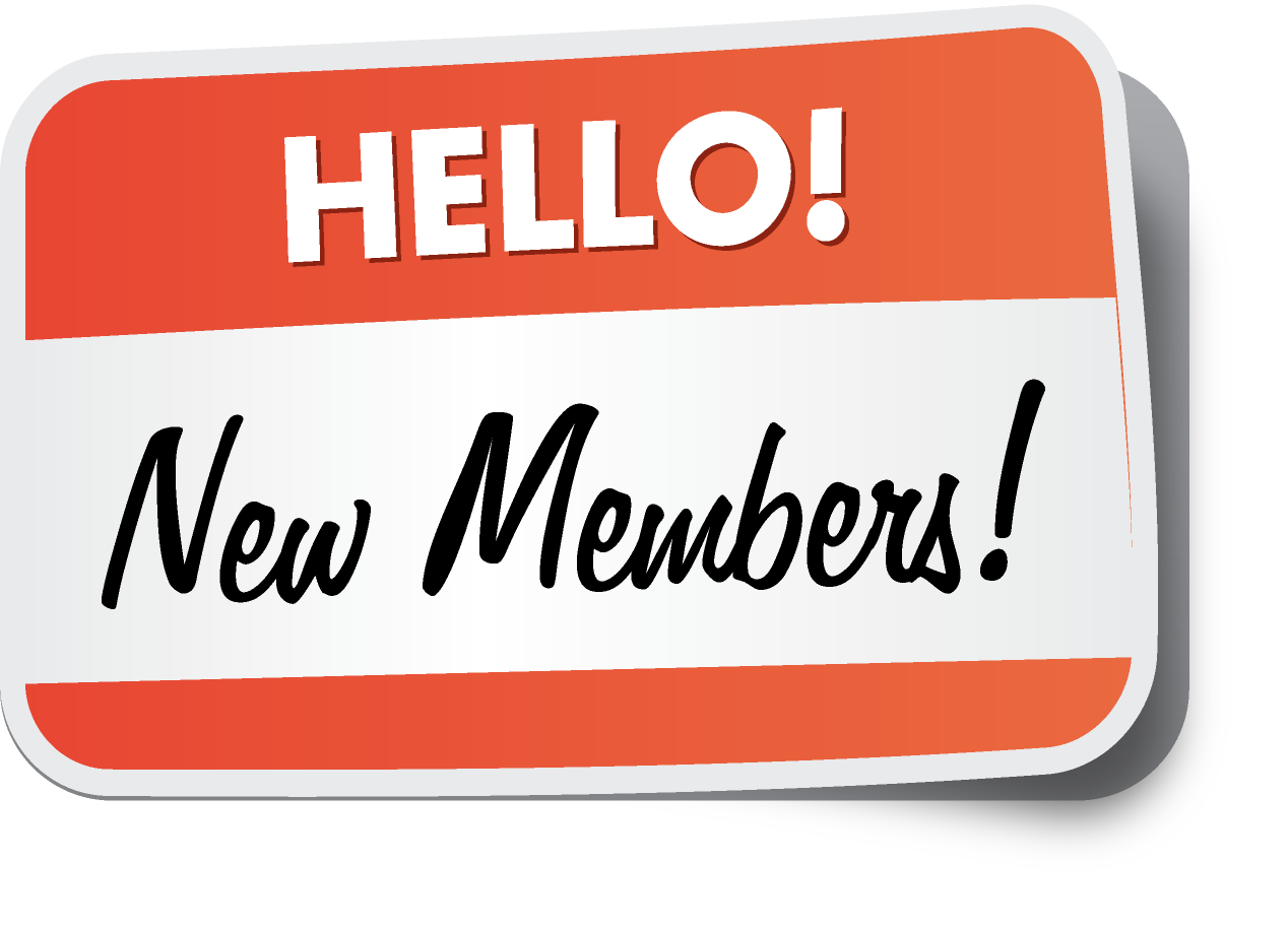 Membership drive clipart transparent library Welcome April New Members - Bay Area Apartment Association transparent library
