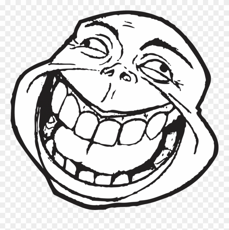 Meme faces clipart clip royalty free stock Memes Clipart Collection - Funny Meme Face Png Transparent Png ... clip royalty free stock