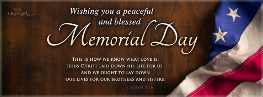 Memorial day clipart facebook cover png library library Memorial day clipart facebook cover - ClipartFest png library library