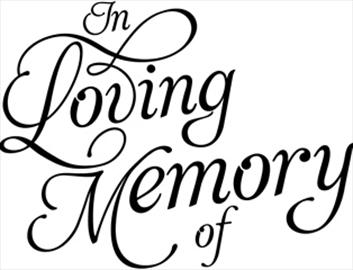 Memoriam clipart vector transparent In Memoriam | lifenews.ca vector transparent