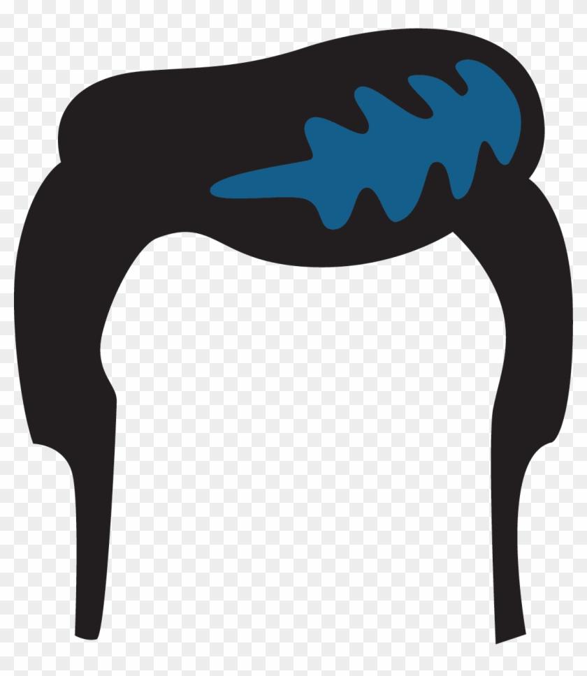 Men hair clipart jpg transparent library Collection Of Black Hair Men High Ⓒ - Elvis Hair Clipart, HD Png ... jpg transparent library