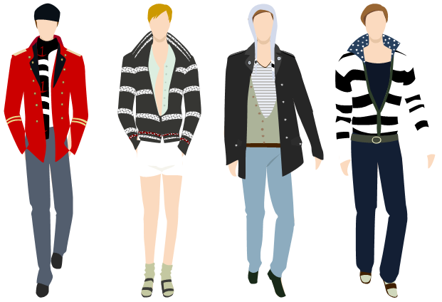 Men s clothing clipart black and white library Free Pictures Of Mens Clothing, Download Free Clip Art, Free Clip ... black and white library
