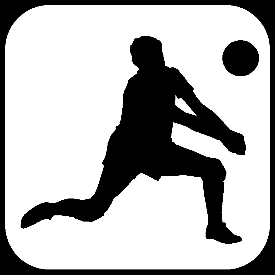 Men s volleyball clipart picture free Men\'s Club Volleyball Tryouts - Campus Community Connection picture free