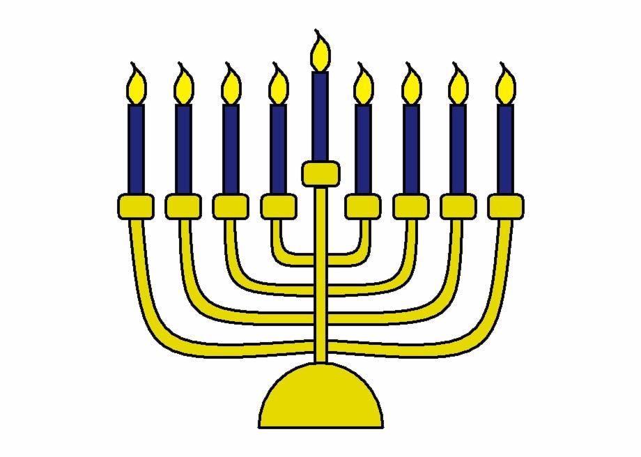 Menorah images clipart picture transparent Menorah Clipart Free Images - Hanukkah Menorah Day 5 Free ... picture transparent