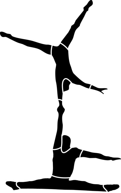 Mens gymnastics clipart picture free download Free Mens Gymnastics Silhouette, Download Free Clip Art ... picture free download