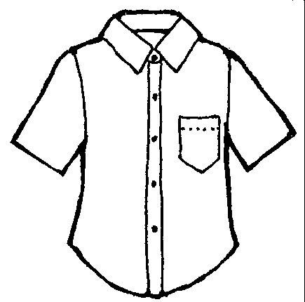 Mens shirt clipart svg stock Mens shirt clipart 2 » Clipart Portal svg stock
