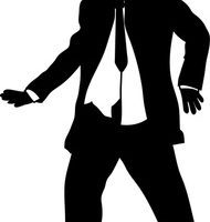 Menswear clipart black and white stock Menswear clipart 7 » Clipart Portal black and white stock