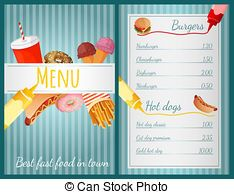 Menu images clipart picture free download Food menu clipart 5 » Clipart Portal picture free download