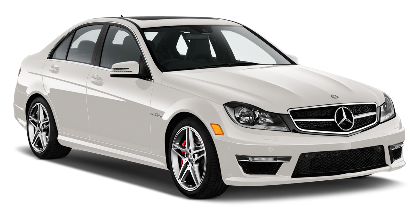 Mercedes c class clipart jpg library stock Polar White Mercedes Benz C Class 2014 Car PNG Clipart ... jpg library stock