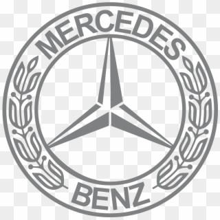 Mercedes logos clipart image library library Free Mercedes Benz PNG Images   Mercedes Benz Transparent ... image library library