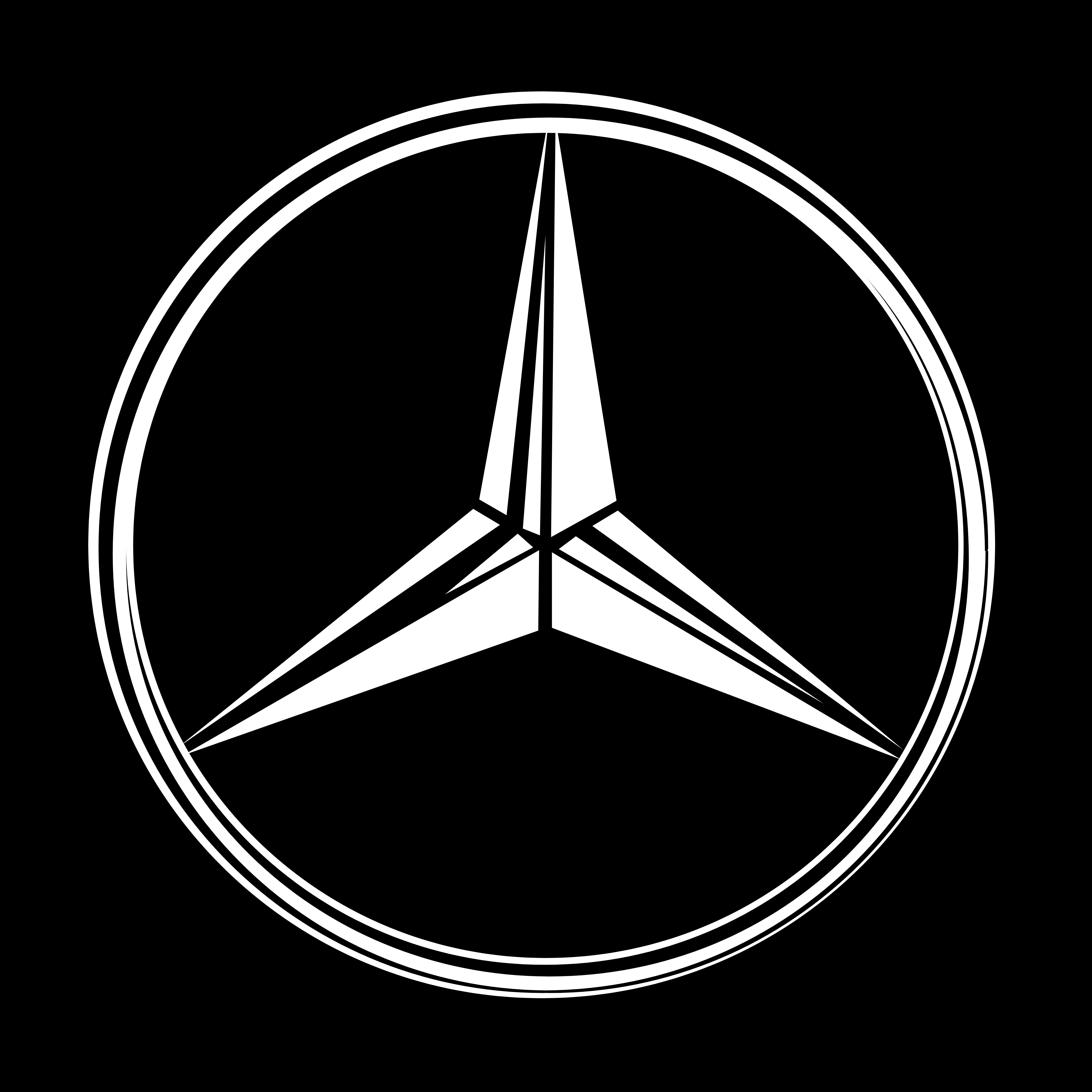 Mercedes me logo clipart freeuse stock Mercedes-Benz – Logos Download freeuse stock