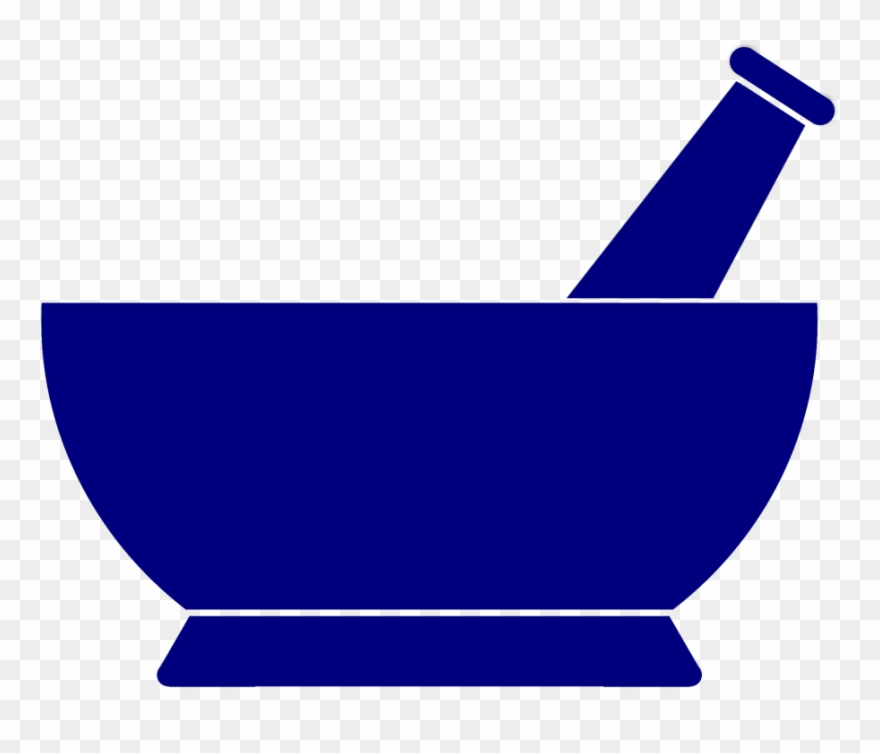 Merchanise clipart image stock Blue Mortar And Pestle Merchandise - Mortar And Pestle Blue ... image stock